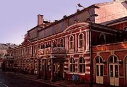 Hudební divadlo Karlín před rekonstrukcí