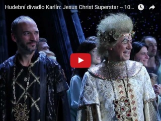 100 000. divačka Jesus Christ Superstar