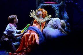 Galerie - Královna Kapeska - foto z představení