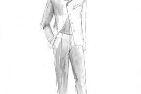 Gallery - Legenda jménem Holmes - kostýmní návrhy