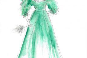 Galerie - Legenda jménem Holmes - kostýmní návrhy