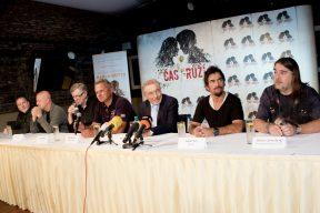 Galerie - Čas růží - foto z tiskové konference 21. 9. 2016